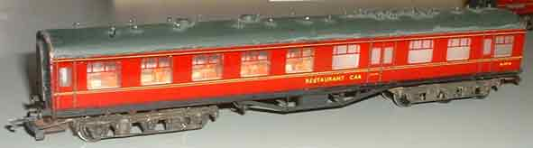 LMS Standard 3rd Class Kitchen Car